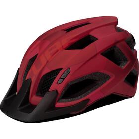 Cube Pathos - Casco de bicicleta - rojo